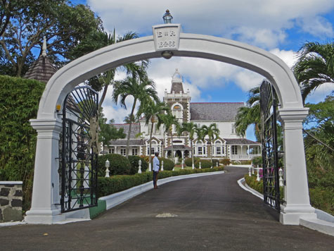 Government House, Saint Lucia